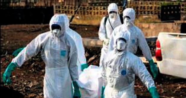IMF'ye Ebola salgını suçlaması