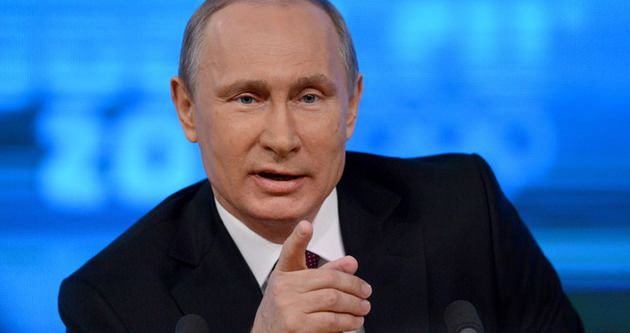 ABD ticaretinin artması Putin'i şaşırttı