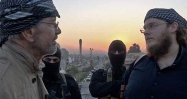 IŞİD'in izin verdiği tek Batılı gazeteci