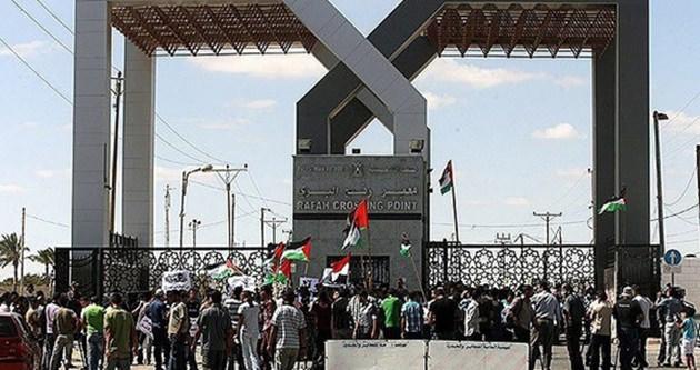 Refah Sınır Kapısı 1 gün daha açık