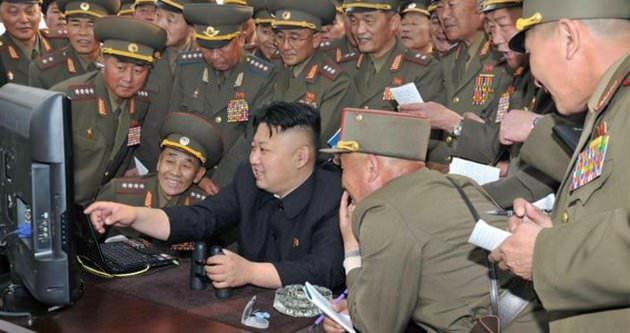 Kuzey Kore'nin interneti kesildi