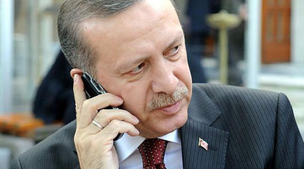 Erdoğan'dan AB'ye tebrik telefonu