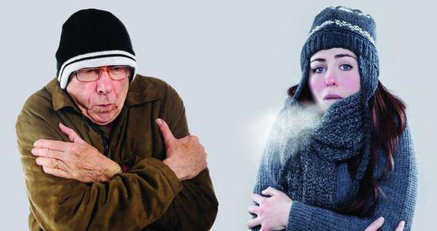 Soğuk hava stres hormonlarını artırıyor