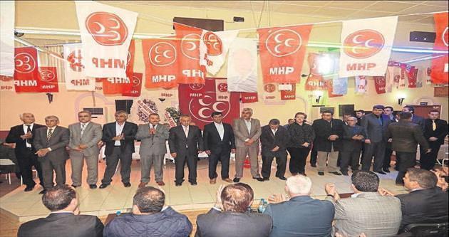 MHP'de üyelik krizi