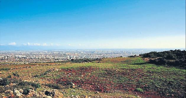 Antalya'ya simge park