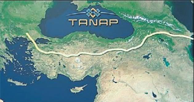 Tekfen İnşaat'tan TANAP'a dev imza