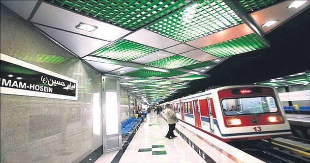 İran metrosuna Türk imzası