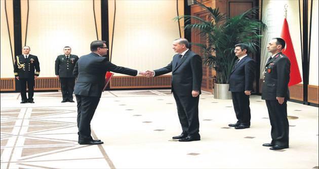 Erdoğan'a Brüksel daveti
