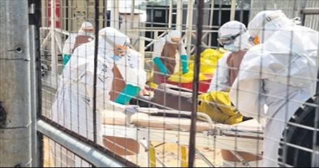Ebolada ölü sayısı 7 bin 500'ü aştı