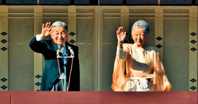İmparatora 81'inci yaş günü sevgisi