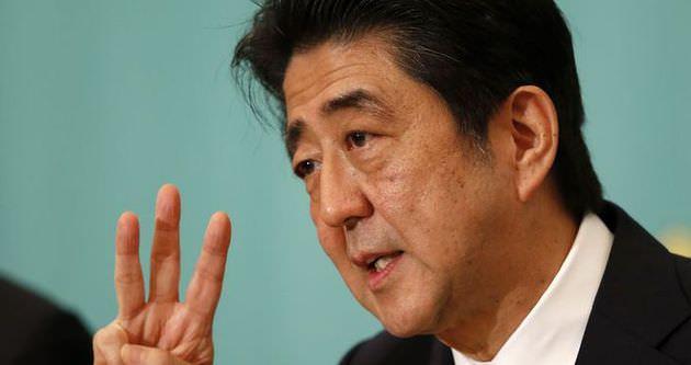 Japonya'da Abe yeniden başbakan seçildi