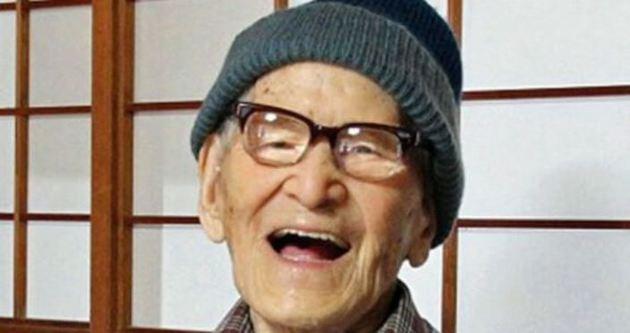 ABD'nin en yaşlı adamı öldü