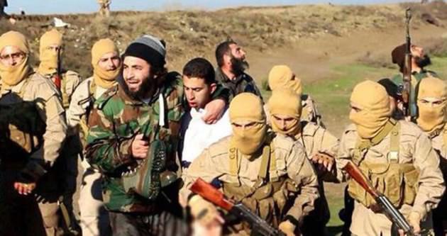 IŞİD savaş uçağını düşürdü