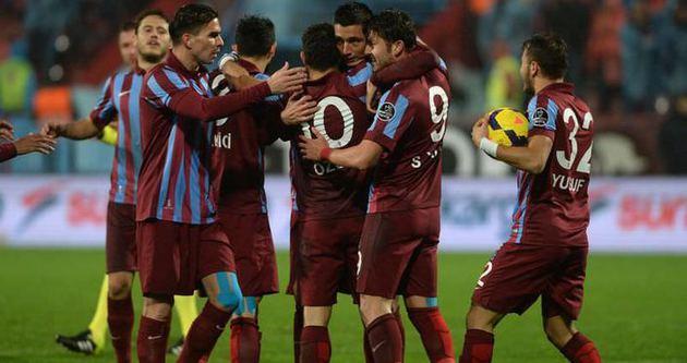 Trabzonspor ilk galibiyetini arıyor