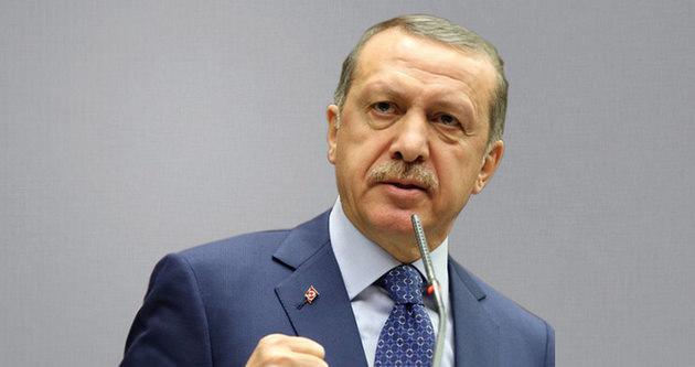 Erdoğan TÜBİTAK ödül töreninde konuştu