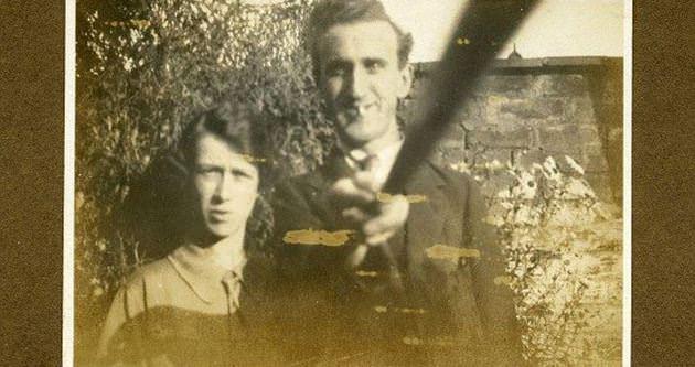 Dünya'nın ilk selfiesi