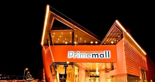 Prime Mall kapılarını tarih için açıyor