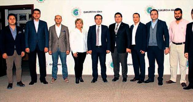 Tunalı: Adana'nın potansiyeli müthiş
