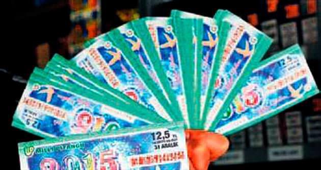 Milli Piyango biletlerinin yüzde 80'i tükendi