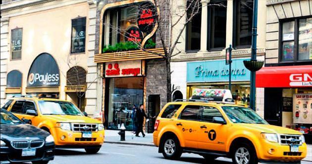 Simit Sarayı'ndan New York'a 10 mağaza
