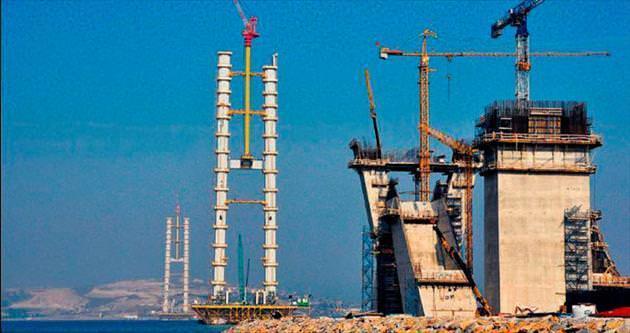 Gebze-İzmir'e 5 milyar dolarlık yatırım