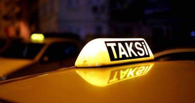 İstanbul'da taksici cinayeti
