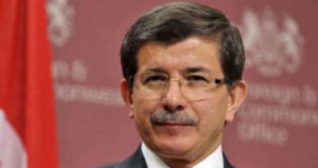Başbakan Davutoğlu'ndan İsmet İnönü mesajı
