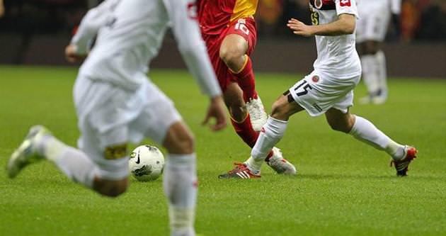 Galatasaray ile Gençlerbirliği 87. kez