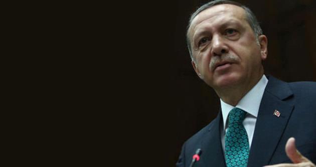 Erdoğan'dan İsmet İnönü mesajı