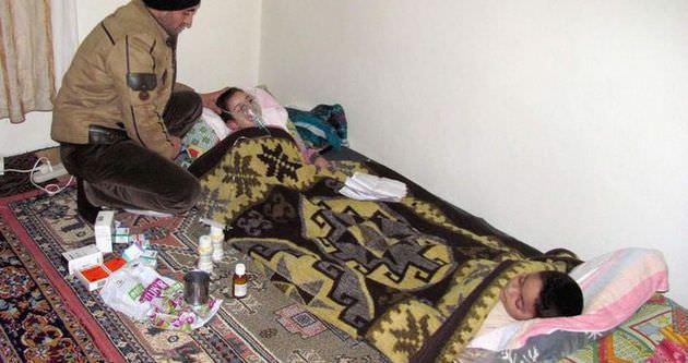 Suriyeli babanın yardım çığlığı!