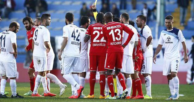 Beşiktaş, Türkiye Fair Play Ödülü'ne aday