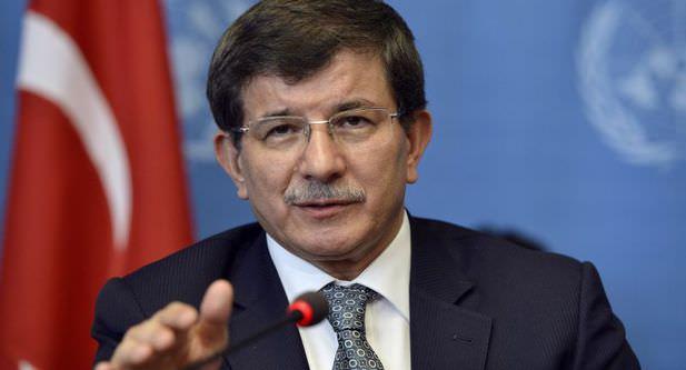 Davutoğlu: Sizin kimseniz Türkiye Cumhuriyeti'dir
