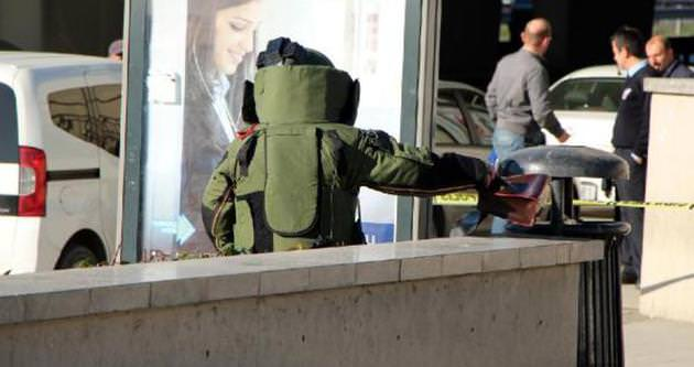 Kartal metrosunda bomba paniği