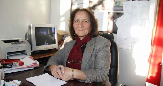 Gaziantepli kadın muhtar 5 dil biliyor!