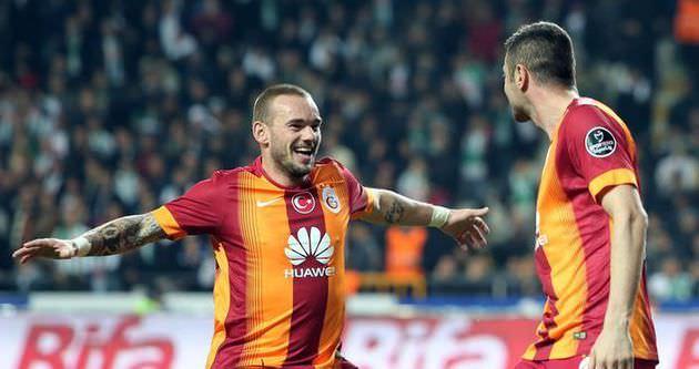 Sneijder kadroya alınmadı