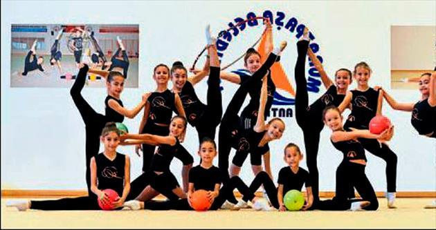 Cimnastikte hedef 2015