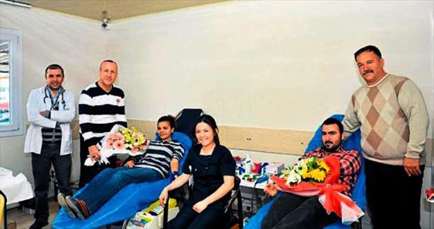 Günaydın Group kan bağışına dikkat çekti