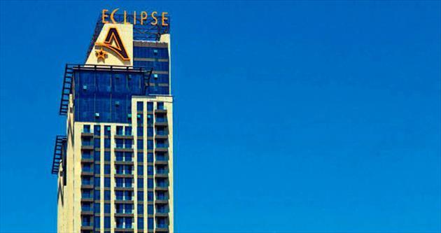 Eclipse Maslak'ta ofislerin yarısı satıldı