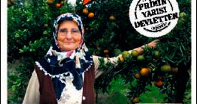 TARSİM'den Çiftçi Kayıt Sistemi'ne kayıt çağrısı