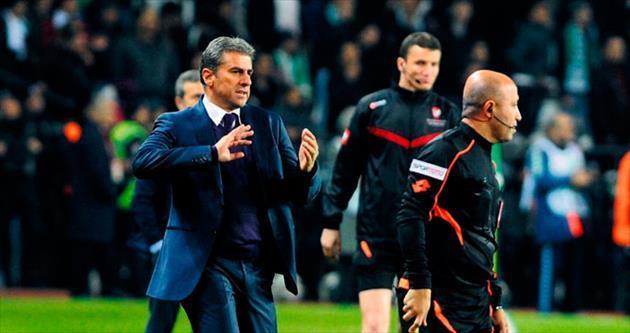 Hamza Hamzaoğlu'nun hedefine bir maç kaldı
