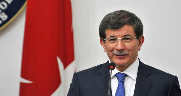 Başbakan Davutoğlundan işadamlarına çağrı