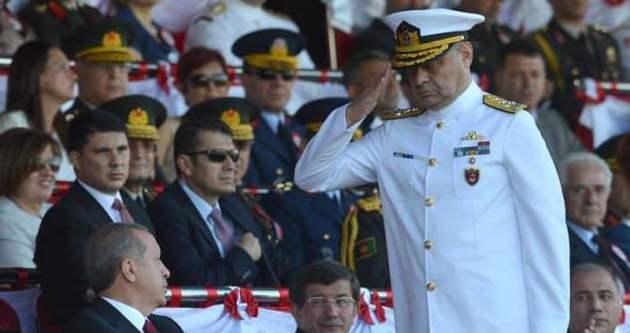 Deniz Kuvvetleri Komutanı evlendi