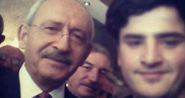 Tutuklanan liseli Kılıçdaroğlu ile beraber fotoğraf çekilmiş