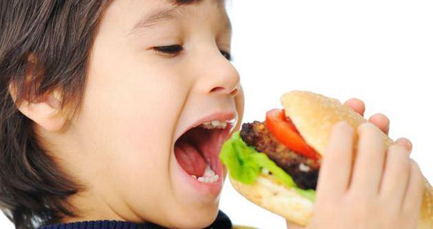 Fast Food yiyen çocuklar daha başarısız