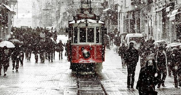 Yılbaşında kar geliyor