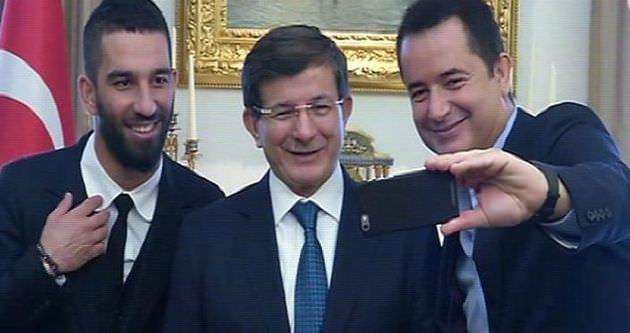 Arda'dan, Başbakan'a sürpriz ziyaret