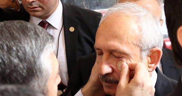 Kemal Kılıçdaroğlu'nu neden yumrukladığını açıkladı