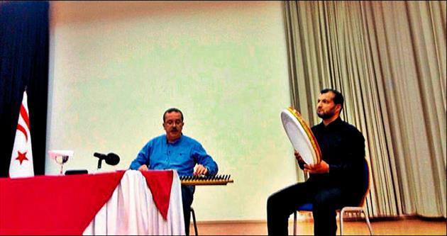 YDÜ İlahiyat Fakültesi'nde Niyazi-î Mısrî konferansı