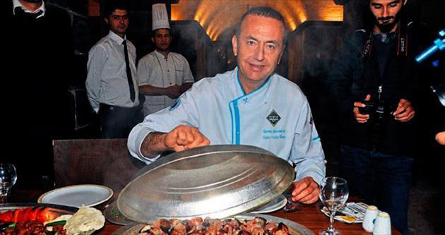 Gaziantep mutfağının belgeseli çekiliyor