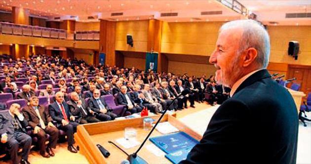 Türkiye Diyanet Vakfı sorumlulukla büyüyor